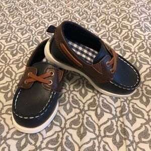 Carters boat shoes 👞